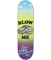 Real Donnelly Blow Me 8.5 Skateboard Deck