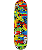 "Real Highly Addictive 8.25"" Skateboard Deck"