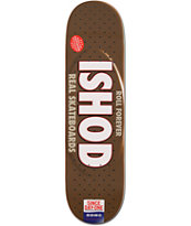 Real Ishod First Aid 8.25 Pro Model Skateboard Deck