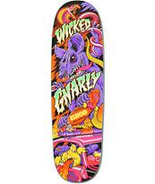 """Real Ishod Psycho Large 8.0"""" Skateboard Deck"""