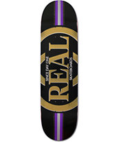 Real Luxury Oval 8.5 Skateboard Deck