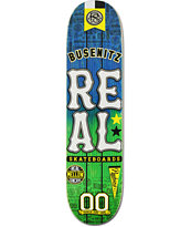Real Mellow Busenitz 8.06 Skateboard Deck