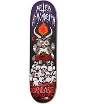 "Real Ramondetta Darkness 8.38"" Skateboard Deck"
