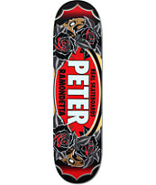 "Real Ramondetta Floral Oval 8.5"" Skateboard Deck"