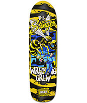 Real Stinger Wrecking Crew 8.8 Skateboard Deck