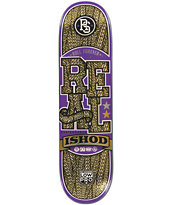 Real Wair Off The Chain 8.25 Skateboard Deck