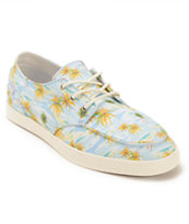 Reef Deck Hand 2 Light Blue Aloha Boat Shoe