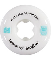 Ricta Nyjah Pro NRG 51mm Skateboard Wheels