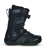 Ride Anthem BOA Black 2014 Snowboard Boot