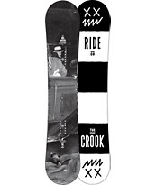Ride Crook 152CM 2014 Snowboard