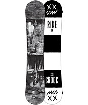 Ride Crook 155CM Snowboard