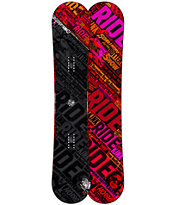 Ride Kink 152cm Twin Rocker Snowboard