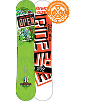 Ride Snowboards Crush 153cm Wide 2013 Snowboard
