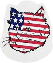 Rip N Dip Cream For America Sticker