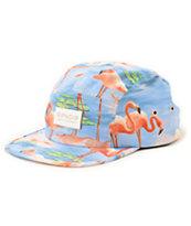 Rip N Dip Flamingo 5 Panel Hat