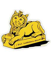 Rip N Dip I Rule Everything Around Me Sticker