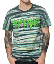 Rip N Dip Logo Tie Dye Shirt