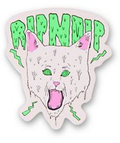 Rip N Dip Lord Nermal Sticker