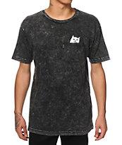 Rip N Dip Lord Nermal Tie Dye Pocket T-Shirt