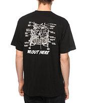 Rip N Dip Lunar T-Shirt