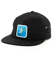 RipNDip Nermvana Black Strapback Hat