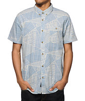Roark Paris To Dakar Button Up Shirt