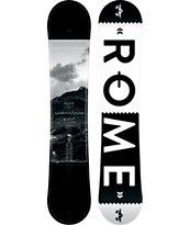 Rome Agent Rocker 151cm Snowboard