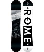 Rome Agent Rocker 158cm Wide Snowboard