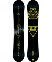 Rome Factory Rocker 155cm Snowboard