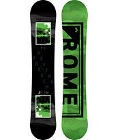 Rome Reverb Rocker 160cm Snowboard