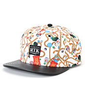 Rook Snakes And Chains Strapback Hat