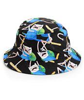 Rook x Adventure Time Finn Bucket Hat