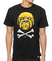 Rook x Adventure Time Jake Head T-Shirt