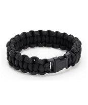 Rothco Paracord Black Bracelet