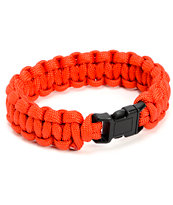 Rothco Paracord Red Bracelet