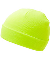 Rothco Station Neon Fold Beanie