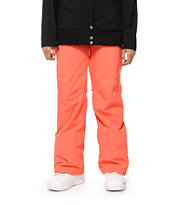 Roxy Backyards Pink 10K Snowboard Pants