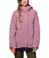 Roxy Bring It On Red 10K Girls 2014 Snowboard Jacket