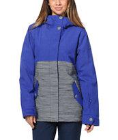 Roxy Fast Times Purple 10K Snowboard Jacket