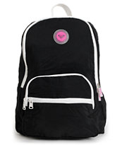 Roxy Going Coastal Black Backpack