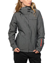Roxy Jetty 3N1 Grey 10K Snowboard Jacket