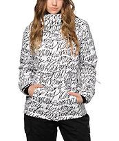 Roxy Jetty Script 10K Snowboard Jacket