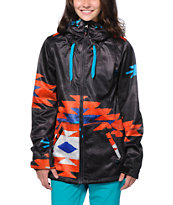 Roxy La Fonda 10K Girls 2014 Softshell Snowboard Jacket