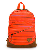 Roxy Lately Cherry Red Backpack