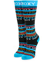 Roxy Run It Back Snowboard Socks