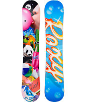 Roxy Sugar Banana 142 Girls 2014 Snowboard
