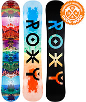 Roxy XOXO Pickle 146 Girls 2014 Snowboard