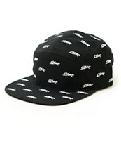 SSUR Allover 5 Panel Hat