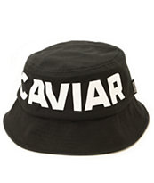 SSUR Caviar Cartel Black Bucket Hat