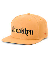 SSUR Crooklyn Snapback Hat